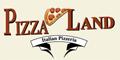 Pizza Land Menu