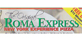 Roma Express menu and coupons