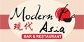 Modern Asia Bar and Restaurant Menu