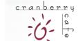 Cranberry Cafe Menu