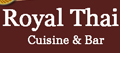 Royal Thai menu and coupons