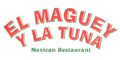 El Maguey Y La Tuna menu and coupons