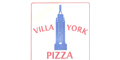 Villa York Pizza menu and coupons