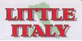 Little Italy Gourmet Pizza Menu