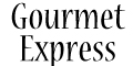 Gourmet Express menu and coupons