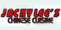 Jacky Lee's Chinese Cuisine Menu