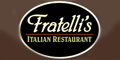 Fratellis Italian Restaurant Menu