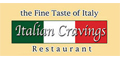 Italian Cravings menu and coupons