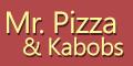 Mr. Pizza & Kabobs Menu