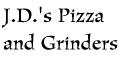 J.D.'s Pizza and Grinders Menu