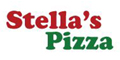 Stella's Pizza Menu