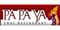 PaPaYa Thai menu and coupons
