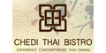 Chedi Thai Bistro Menu