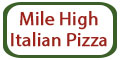 The Well Mile High Pizza Menu