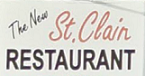 The New St. Clair Restaurant menu and coupons