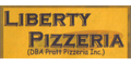 Liberty Pizza menu and coupons