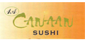 #1A Canaan Sushi menu and coupons