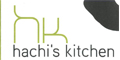 Hachi's Kitchen Menu