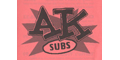 AK Subs menu and coupons
