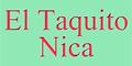 El Taquito Nica Menu
