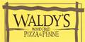 Waldy's Wood Fired Pizza & Penne Menu