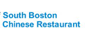 South Boston Chinese Restaurant menu and coupons