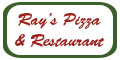 Ray's Pizza and Restaurant Menu