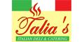 Talia's Tuscan Table Menu