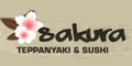 Sakura Teppanyaki & Sushi menu and coupons