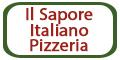 Il Sapore Italiano Pizzeria Menu
