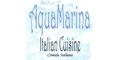 Aqua Marina Italian Cuisine Menu