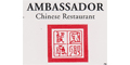 Ambassador Chinese Restaurant menu and coupons