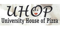 University House of Pizza (UHOP) menu and coupons