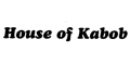 The House of Kabob Menu