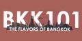 BKK101 Thai Cuisine Menu