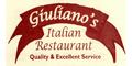 Giuliano's Italian Restaurant Menu