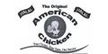 The Original American Chicken Menu