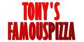 Tony's Famous NY Pizza Menu