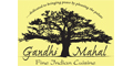 Gandhi Mahal menu and coupons