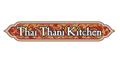 Thai Thani South Lake Union Menu