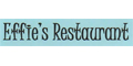 Effie's Restaurant menu and coupons