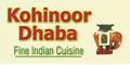 Kohinoor Dhaba Menu
