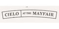 Cielo at the Mayfair menu and coupons