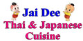 Jai Dee Thai and Japanese Cuisine menu and coupons