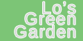 Lo's Green Garden Menu