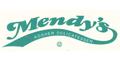 Mendy's Menu