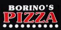Borino's Pizza Menu