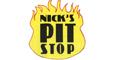 Nick's Pit Stop Menu