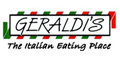 Geraldi's Italian Eating Place menu and coupons