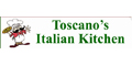 Toscano's Italian Kitchen menu and coupons